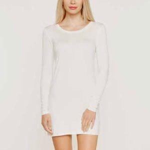 NEW! Long Sleeve Mini Dress